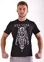 Мужская футболка для тренировок Berserk Sport черный