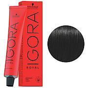 Краска для волос 3-0 Schwarzkopf Igora Royal темно-коричневый 60 мл