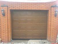 Секционные ворота для гаража Hormann