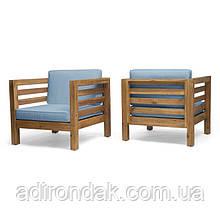 """Кресла садово террасные """"Blue"""""""