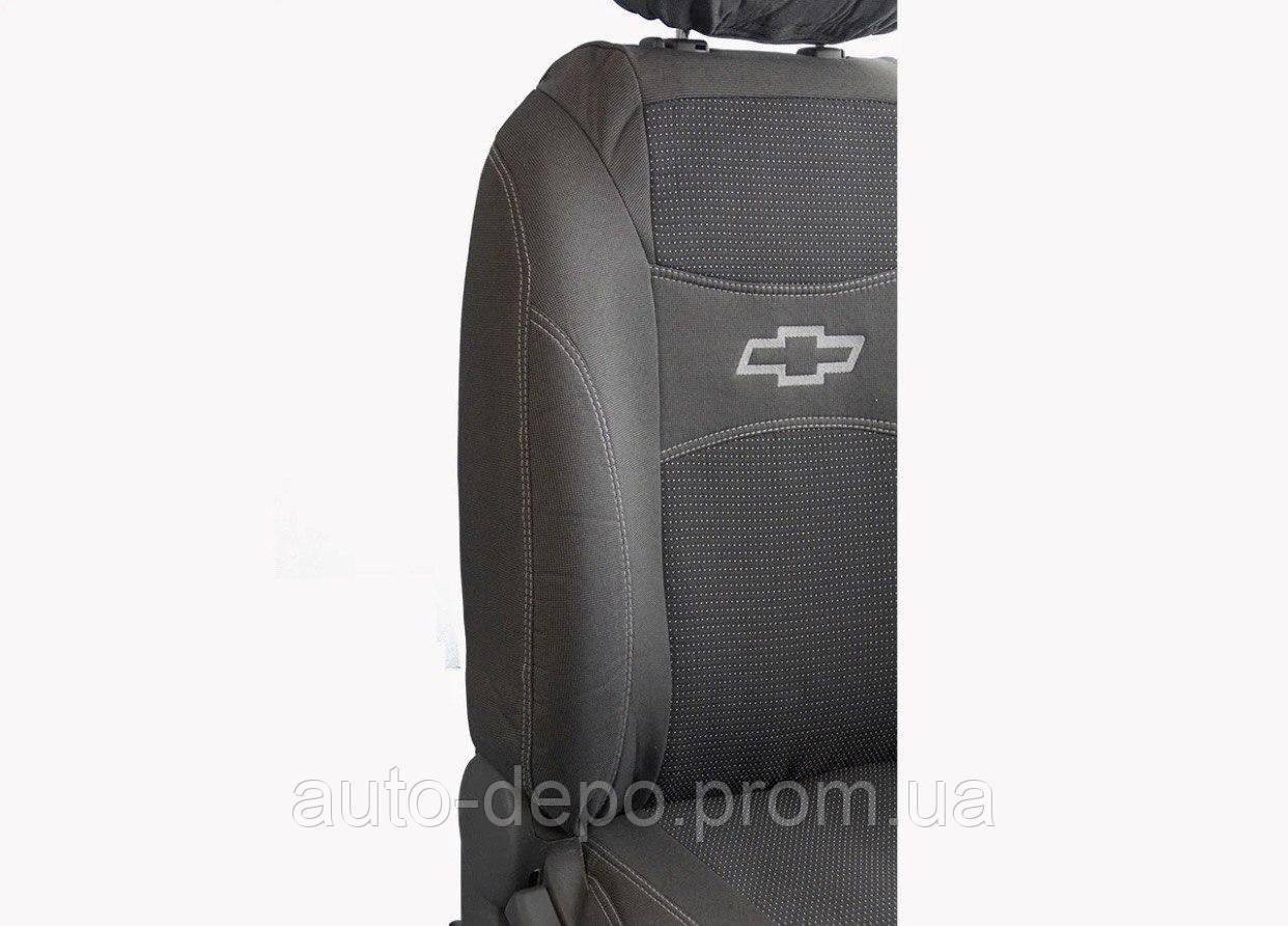 Чехлы на сиденья Chevrolet Aveo с 2002-2011 г.в. хэтчбек, Автомобильные чехлы для Шевроле Авео 2002-2011Nika