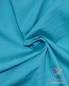 Рубашечная ткань Бирюзовый