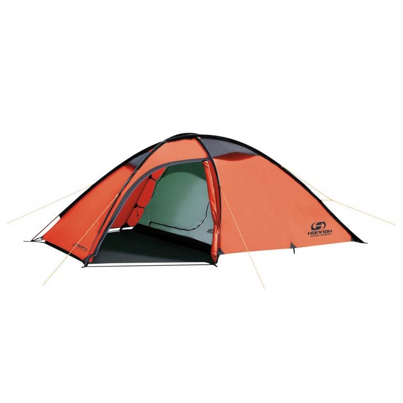 Палатка Hannah SETT 3 Mandarin red