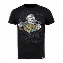 M-Tac футболка Земля Козаків Black S
