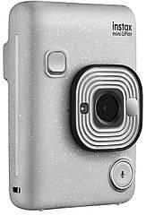 Камера моментальной печати Fujifilm Instax Mini LiPlay Stone White