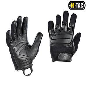M-Tac рукавички Assault Tactical Mk.2 Black