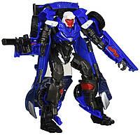 Трансформер Хот Шот Transformers Age of Extinction Generations Deluxe Class Hot Shot , фото 1
