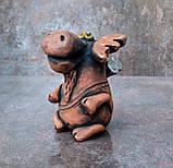 Керамічна фігурка Лось, фото 3