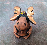 Керамічна фігурка Лось, фото 5