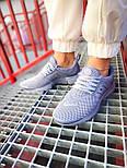Женские кроссовки Nike Air Presto весна-осень-лето демисезонные в сетку сиреневые. Живое фото. Реплика, фото 2
