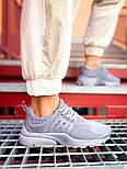 Женские кроссовки Nike Air Presto весна-осень-лето демисезонные в сетку сиреневые. Живое фото. Реплика, фото 4