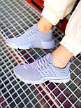Женские кроссовки Nike Air Presto весна-осень-лето демисезонные в сетку сиреневые. Живое фото. Реплика, фото 6
