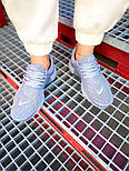 Женские кроссовки Nike Air Presto весна-осень-лето демисезонные в сетку сиреневые. Живое фото. Реплика, фото 7