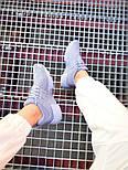 Женские кроссовки Nike Air Presto весна-осень-лето демисезонные в сетку сиреневые. Живое фото. Реплика, фото 8