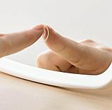 Зеркало для макияжа с подсветкой от Xiaomi YOUPIN JORDAN&JUDY Цвет Белый, фото 4