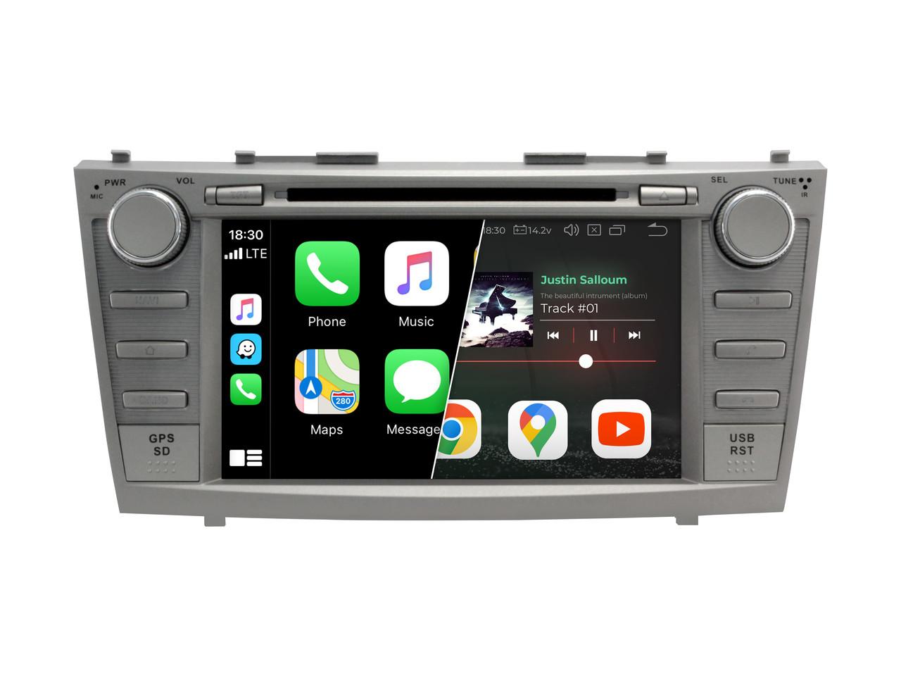 Штатний головний пристрій для Toyota Camry Gazer CM6008-V40