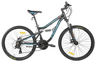 """Двухподвесный велосипед Crosser Legion 29"""" рама 19"""