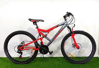 "Велосипед Azimut Scorpion 27,5"" GD рама 19, 2021"