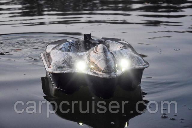 Кораблик для завоза прикормки, наживки , оснастки