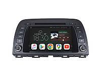 Штатное головное устройство для Mazda 2 Mazda 3 Mazda 5 Mazda 6 Mazda CX-5 Gazer CM5008-KE, фото 1
