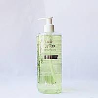Очищающий шампунь для волос и кожи головы Hair Letox 500 мл