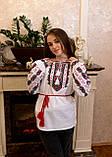 """Жіноча вишиванка """"Український орнамент"""", фото 3"""