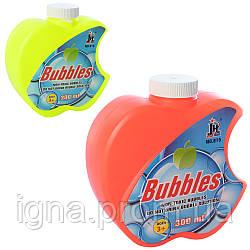 Запаска до мильних бульбашок 815 300 мл, 2 кольори, колба, 12 див.