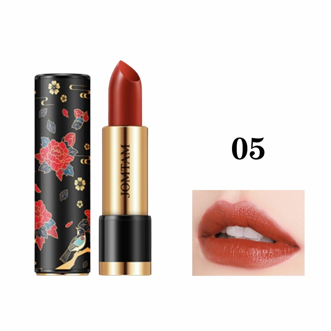 Матова декоративна помада для губ Jomtam Lipstick (01)