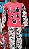 Детская пижама на байке №0034