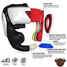 Рукавички для фітнесу SportVida SV-AG00015 (XXL) Black, фото 3