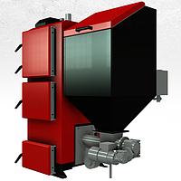Котел на пеллетах Альтеп  КТ-2Е-SH 62 кВт с автоматической подачей топлива