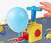 Аэромобиль машинка с шариком, Aerodynamics Reaction FORCE Principle, фото 3