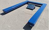 Весы для склада паллетные 600, 1000, 1500 кг ВТП-Пал, фото 6