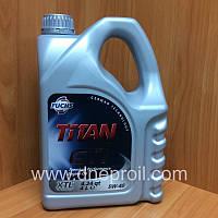 Моторное масло FUCHS TITAN GT 1 5w-40 4л., фото 1
