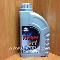 Моторное масло FUCHS TITAN GT 1 5w-40 1л., фото 1