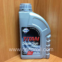 Моторное масло FUCHS TITAN SUPERSYN LONGLIFE 5w-40 1л., фото 1
