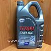 Моторное масло FUCHS TITAN SYN MC 10w-40  5л.