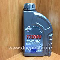 Моторное масло FUCHS TITAN SYN MC 10w-40  1л., фото 1