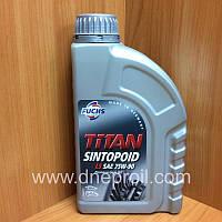 Трансмиссионное масло FUCHS TITAN SINTOPOID LS 75w-90 1л., фото 1