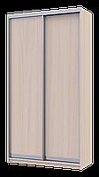 Шафа купе Сіті Лайт 1200х600х2250