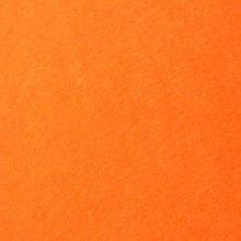 Фетр листовой жесткий 20x30 см, 1 мм, оранжевый