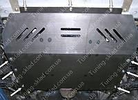 Защита двигателя Джили СК (стальная защита поддона картера Geely CK)
