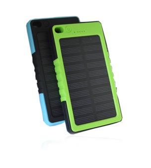 Solar power bank (на солнечной батарее)