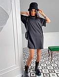 Сукня сорочка з корсетом BRT2534, фото 8