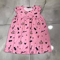 """Сукня дитяче для дівчинки """"OH YEAM"""" розмір 1-8 років,колір уточнюйте при замовленні, фото 1"""
