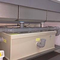 Сепараторы жира и нефтепродуктов