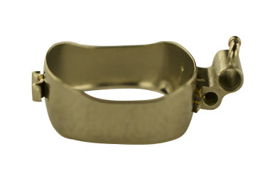Бандажные кольца с лингвальными крючками LR (низ право)
