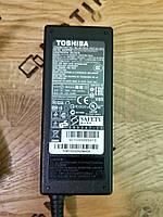Блок живлення для ноутбука Toshiba 65W 19V 3.42A  5.5*2.5mm(PA3714U-1ACA) ОРИГІНАЛ, фото 3