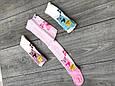 Колготи для немовлят бавовна KBS з Ведмедики для дівчат 0р 6 шт в уп мікс з 3х кольорів, фото 5