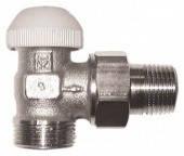 Термостатический клапан HERZ-TS-90, угловой, G 3/4 x R 1/2